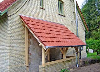 Sanierung Forsthaus